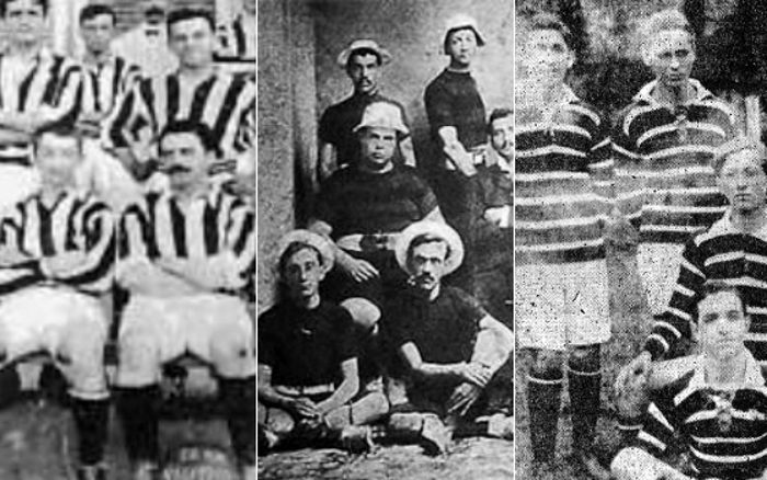 Os clássicos mais antigos do Brasil e os recordes de público de cada duelo