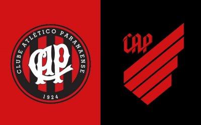 """O rebranding adotado pelo """"Athletico Paranaense"""". Ideia já cogitada no Recife"""