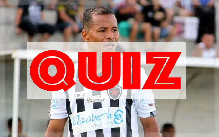 2º quiz sobre o futebol do Nordeste