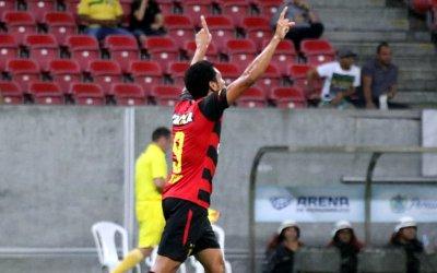Sem dificuldades, o Sport vence o Vitória na Arena. Futebol pro gasto