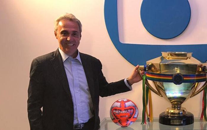"""Evandro Carvalho: """"Nós temos o maior campeonato do Norte-Nordeste do Brasil"""""""