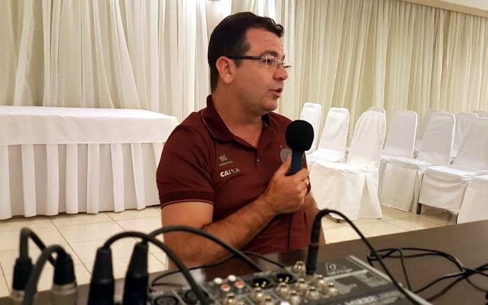 Podcast | Entrevista com o técnico  do Bahia, Enderson Moreira. Estabilização…