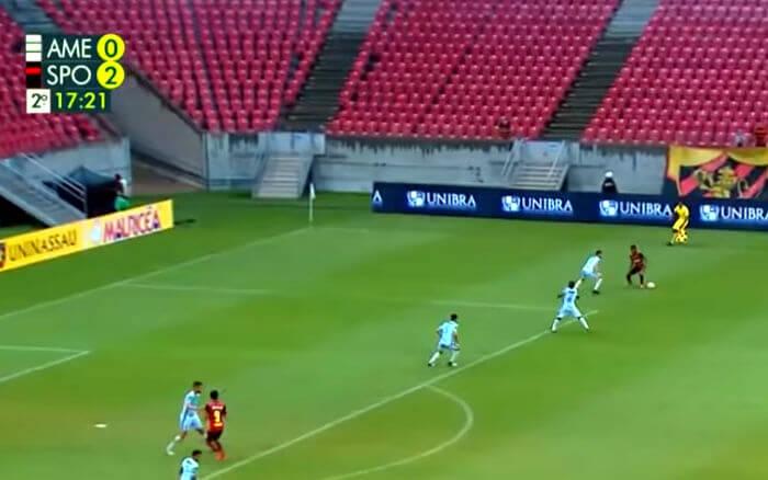 TV   América x Sport fica em 2º lugar no país em audiência em 03/02, via Ibope