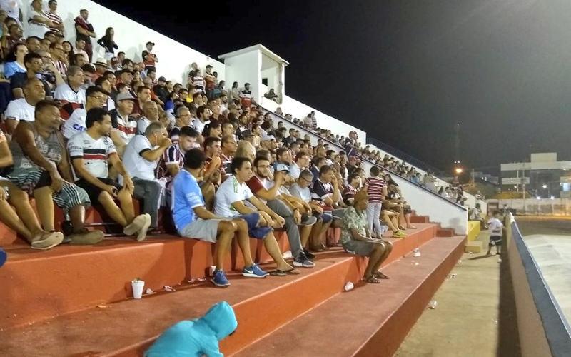 Com 4 rodadas, Estadual 2019 soma 45 mil torcedores e R$ 676 mil de renda
