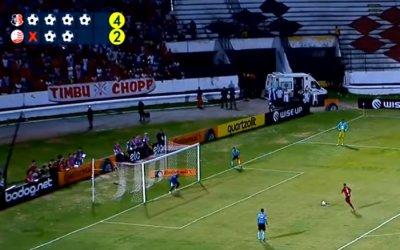 TV | Clássico das Emoções lidera audiência no país em 20/02, via Ibope