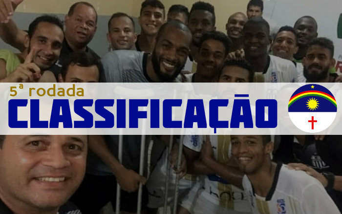 O resumo da 5ª rodada do Campeonato Pernambucano de 2019