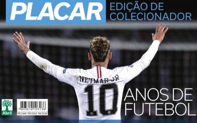 Análise | Neymar (ainda) não é o maior brasileiro pós-Pelé. Longe disso, Placar