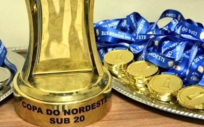Com 18 clubes, Copa do Nordeste Sub 20 segue no calendário em 2019. Sem sede fixa