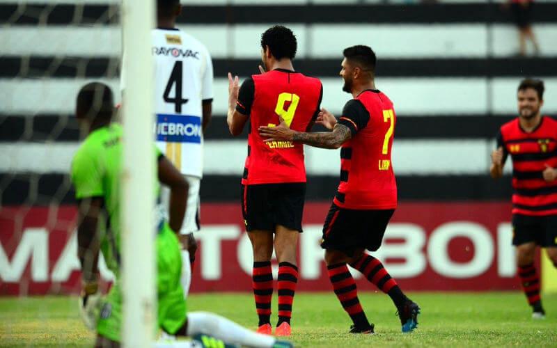 Sport vence o Central em Caruaru e termina a 1ª fase do Estadual na liderança