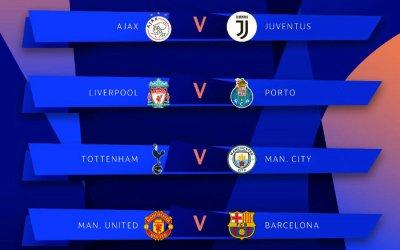 Das quartas até a decisão, o caminho definitivo da Champions League 2019