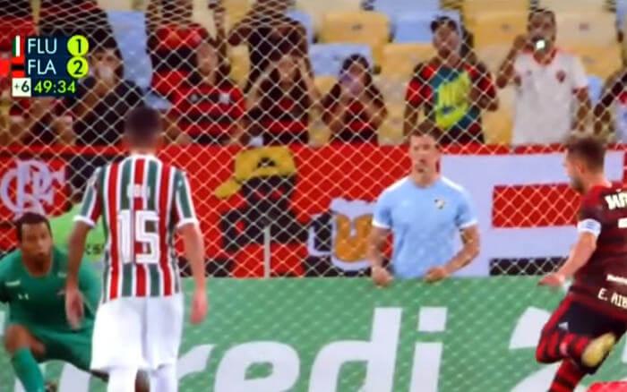 TV | A audiência do futebol na Globo em 27/03, com Fla-Flu em 19 estados. Via Ibope