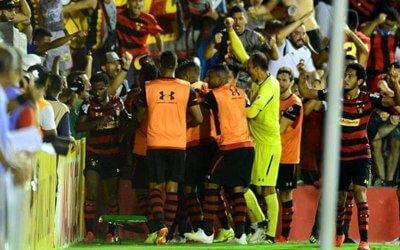 Sport vence o Náutico nos Aflitos e fica a um empate do título. Gol irregular…