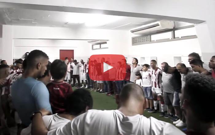 Vídeo | Os bastidores da classificação do Náutico à final do Pernambucano