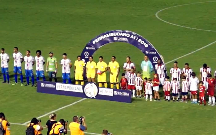 Ao vivo | Transmissão de Náutico x Afogados, na semifinal do Estadual, via FPF TV