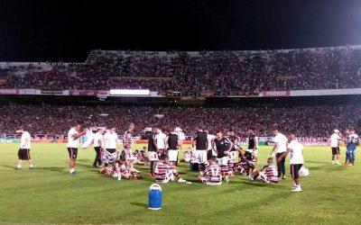 Santa Cruz reage e vence Fluminense, mas sai da Copa do Brasil nos pênaltis