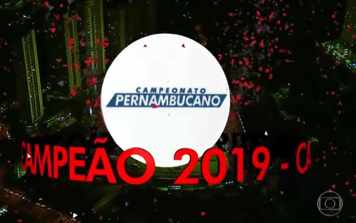 TV | Audiência na Globo nas decisões em 21/04, com 1,2 milhão para Sport x Náutico