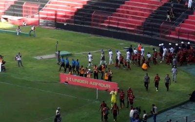 Ao vivo | Transmissão de Sport x Salgueiro, na semifinal do Estadual, via FPF TV