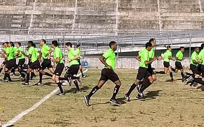 O ranking de árbitros escalados nos mata-matas do Campeonato Pernambucano