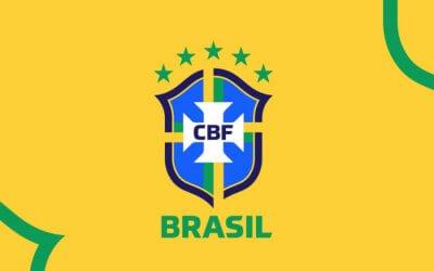 """A evolução do centenário escudo da Seleção até o """"rebranding"""" em 2020. Aprova?"""