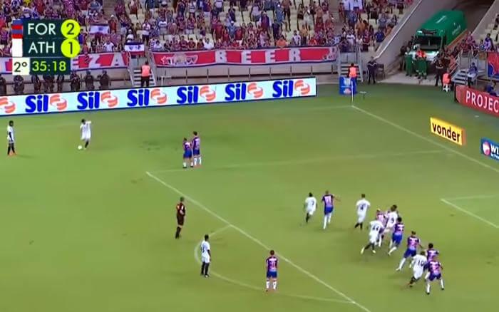 TV | As audiências da 2ª rodada do Brasileiro na Globo, em 01/05, via Ibope