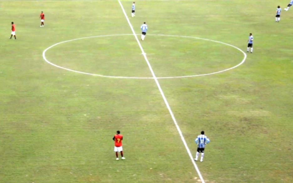 Ao vivo | Transmissão de Grêmio x Sport, nos Aspirantes, via CBF TV