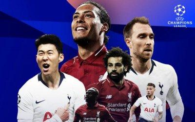Tottenham x Liverpool, a final inglesa na Liga dos Campeões de 2019. Formada na alma