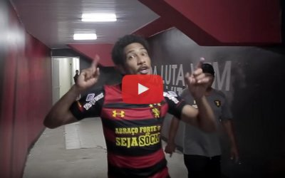 Vídeo   Os bastidores de Sport 3 x 2 Londrina, pela Série B de 2019