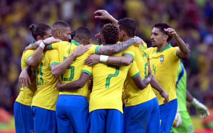 Seleção Brasileira goleia Honduras com apenas 16 mil pessoas no Beira-Rio