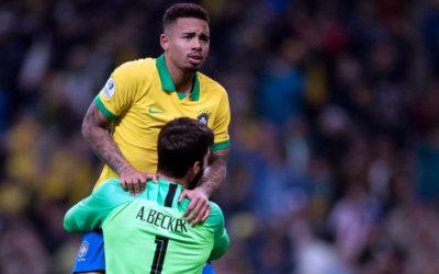 Brasil para na retranca do Paraguai, mas avança nos pênaltis à semifinal