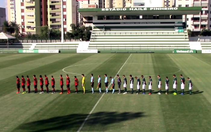 Ao vivo | Transmissão de Goiás x Sport, nos Aspirantes, via CBF TV