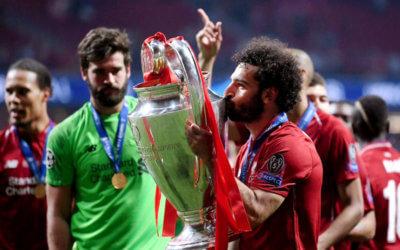Liverpool coroa temporada de muito futebol com o hexa na Champions