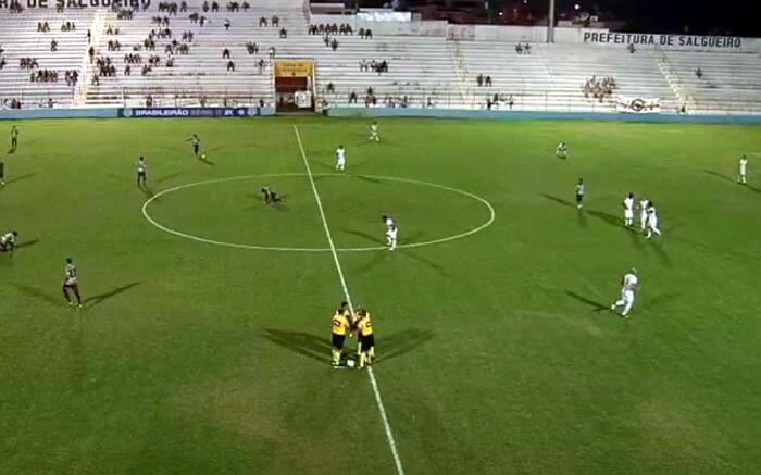 Ao vivo | Transmissão de Salgueiro x Fluminense, pela Série D, via FPF TV