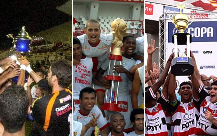 Copa Pernambuco volta ao calendário da FPF após 7 anos. Segue sem prêmio