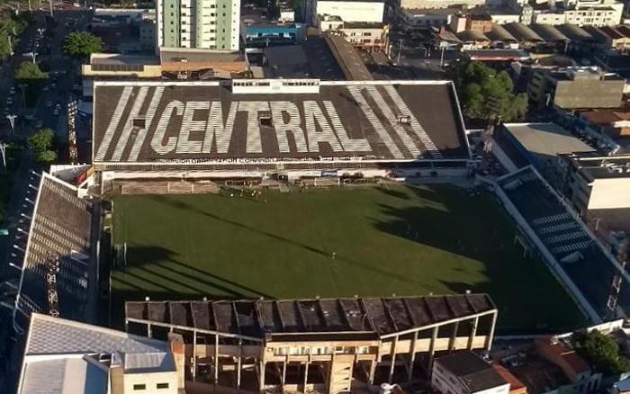 Central completa 100 anos jogando no mata-mata da Série D do Brasileiro