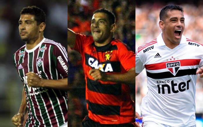 Sai acordo por Diego Souza entre Sport e Fluminense. De R$ 10 mi para R$ 7,7 mi