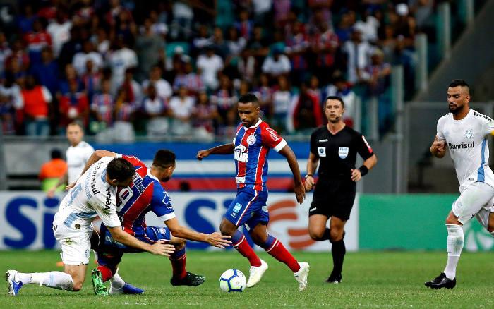 Bahia é eliminado nas quartas pela 7ª vez e deixa a Copa do Brasil com R$ 11,7 milhões
