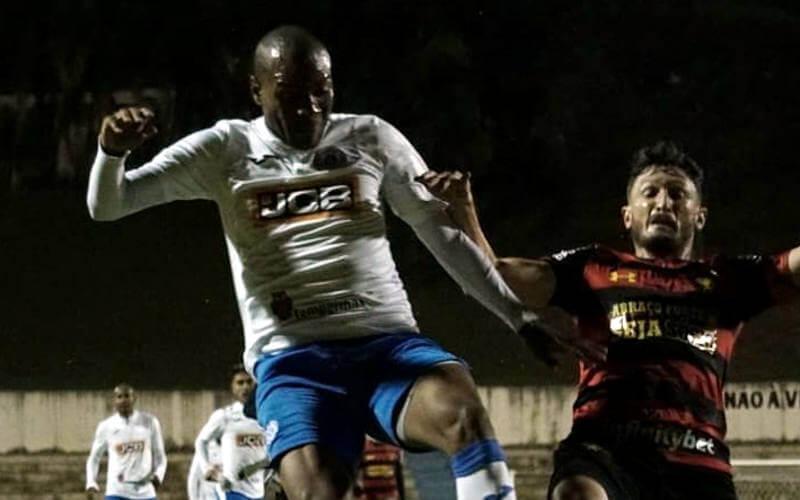 Após virar o jogo, Sport cede empate ao São Bento na volta da Série B