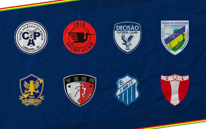 Com 8 times, Serie A2 do Pernambucano de 2019 é a mais enxuta em 22 anos