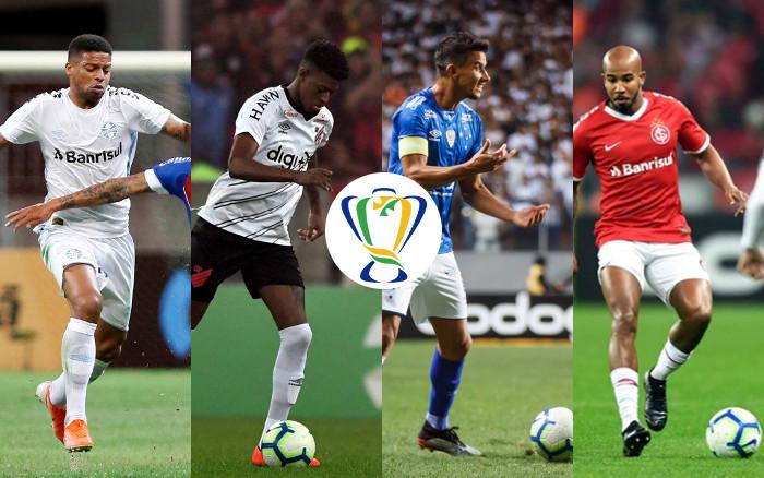 Semifinal Da Copa Do Brasil 2019 Com Gremio X Athletico Pr E Cruzeiro X Internacional Cassio Zirpoli