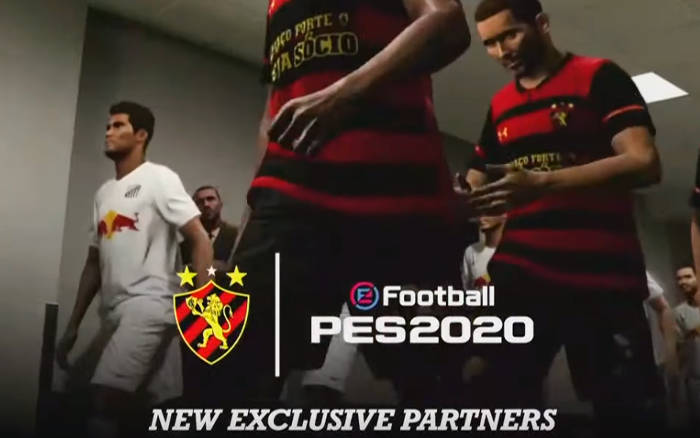 Game | Sport firma contrato de exclusividade com o Pro Evolution Soccer
