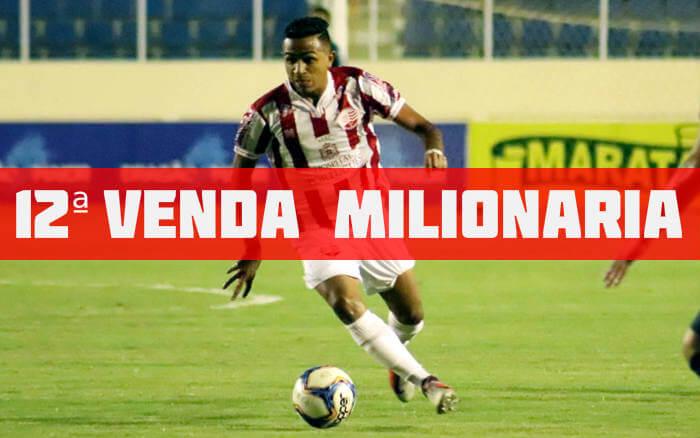 Náutico revela as cifras da venda de Luiz Henrique. Transparência necessária