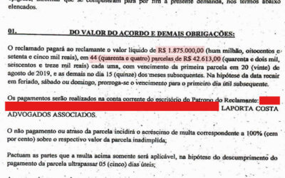 História de Magrão no Sport, com 732 jogos, acaba em acordo judicial de R$ 1,87 milhão