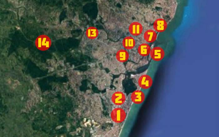 Simulação | E se o Recife sediasse uma edição dos Jogos Pan-Americanos?