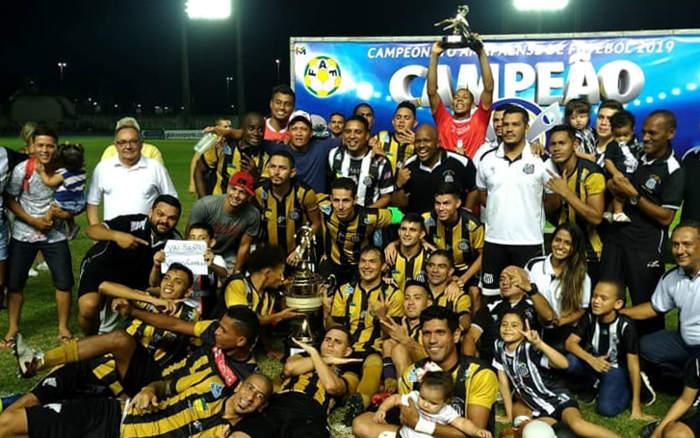 Amapá celebra o 27º campeão de 2019 e completa lista de Estaduais. Em agosto