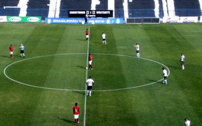 Ao vivo | Transmissão de Corinthians x Sport, pelo Brasileiro Sub 20