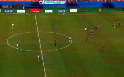 Ao vivo | Transmissão de Manaus x Jacuipense, pela semifinal da Série D, via CBF TV