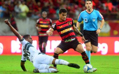 Sport para no Coritiba e soma o 8º empate em 14 jogos no Brasileiro