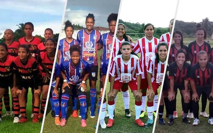 Com média de 6 gols, Pernambucano Feminino de 2019 chega à semifinal