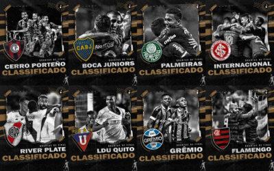 As quartas de final da Libertadores de 2019, com o Brasil já garantido na decisão
