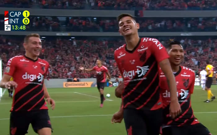 TV | A audiência de Athletico x Inter, a final da Copa do Brasil na Globo. A ida
